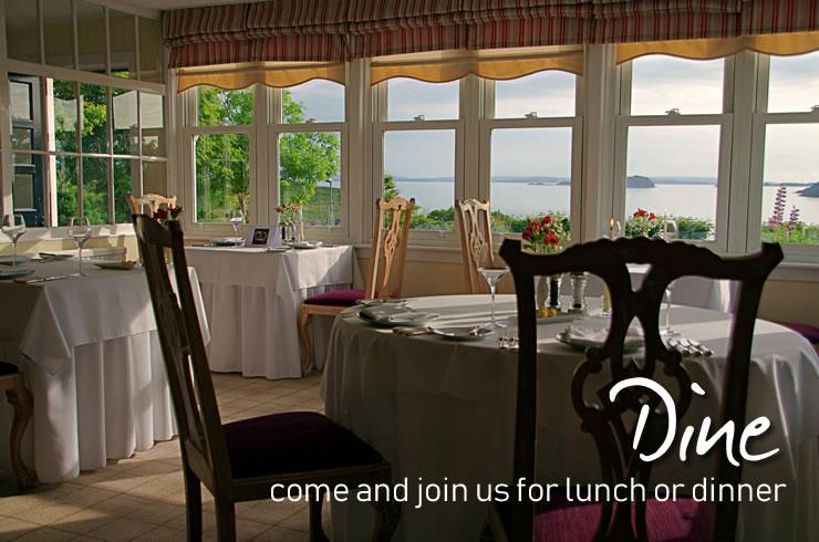 Summer Isles Hotel Restaurant